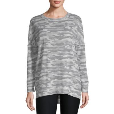 Xersion Lounge Pullover Sweatshirt