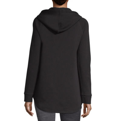 Xersion Long Sleeve Fleece Hoodie