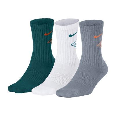 Nike Gfx 3 Pair Crew Socks