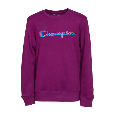 Champion Crewneck Sweatshirt - Girls' 7-16