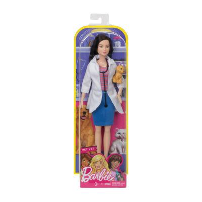 Barbie Pet Vet Doll