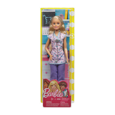 Barbie Career Nurse Doll