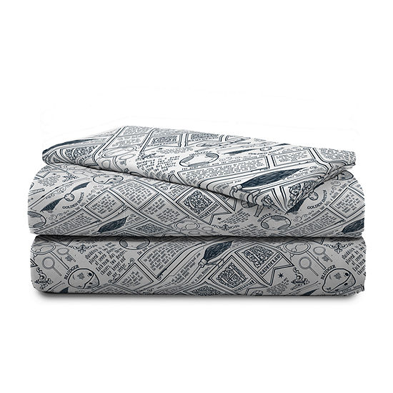 Harry Potter Draco Dormiens Sheet Set