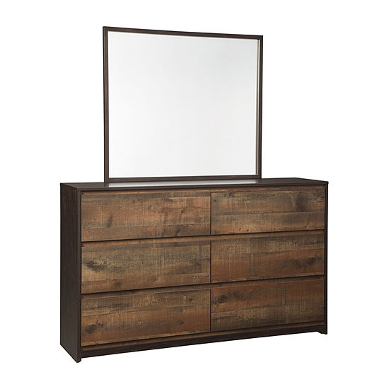 Signature Design by Ashley® Windlore Dresser and Mirror
