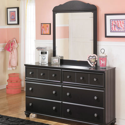 Signature Design by Ashley® Jaidyn Dresser and Mirror