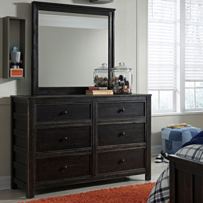 Signature Design by Ashley® Jaysom Dresser and Mirror