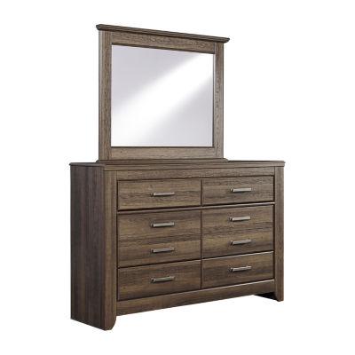 Signature Design by Ashley® Juararo Dresser and Mirror