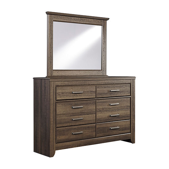 Signature Design by Ashley® Juararo Dresser and Mirror