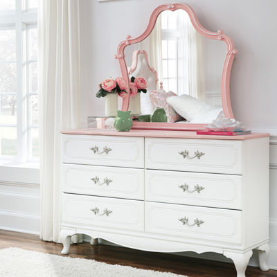 Signature Design by Ashley® Laddi Dresser and Mirror