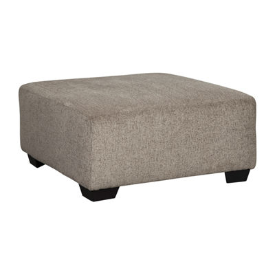 Signature Design by Ashley® Ryder Oversized Accent Ottoman