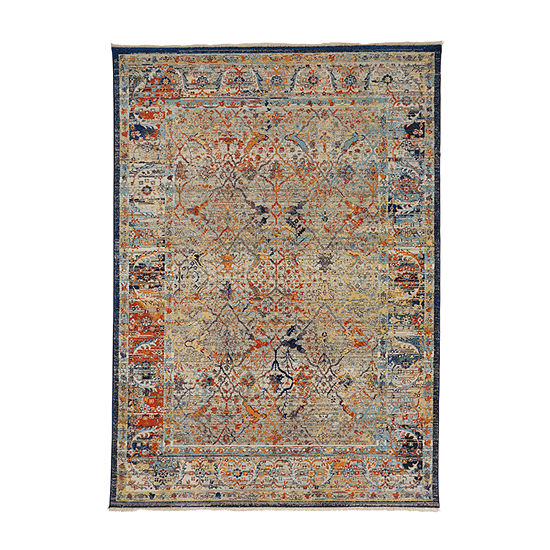 Weave And Wander Kenia Rectangular Indoor Rugs