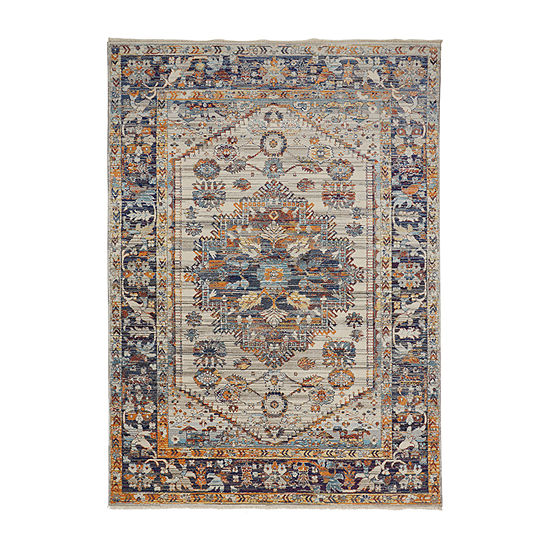 Weave And Wander Harleigh Rectangular Indoor Rugs