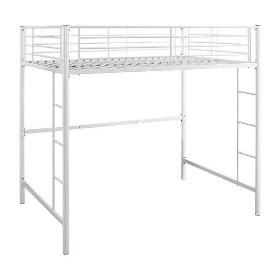 Premium Metal Loft Bed