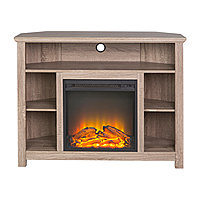 Fine 44 Wood Corner Highboy Fireplace Tv Stand Pdpeps Interior Chair Design Pdpepsorg