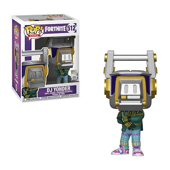 Funko Fortnite Pop! DJ Yonder