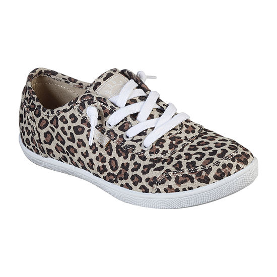 Skechers Womens Bobs B Cute - Meow Town Closed Toe Slip-On Shoe