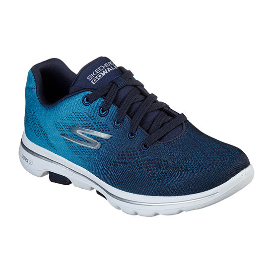 Skechers Go Walk 5 - Alive Womens Walking Shoes