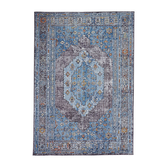 Weave And Wander Maine Rectangular Indoor Rugs