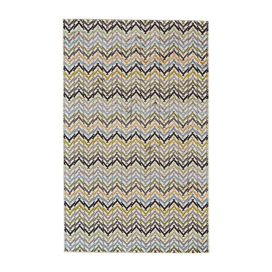 Weave And Wander Rowan Rectangular Indoor Rugs