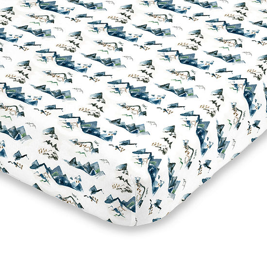 Nojo Super Soft Crib Sheet