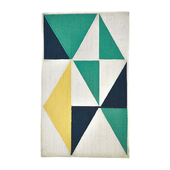 Weave And Wander Amayah Braided Rectangular Indoor Rugs