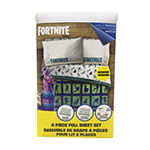 Fortnite Microfiber Easy Care Sheet Set