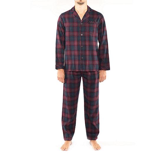 Residence Mens 2-pc. Pant Pajama Set Big