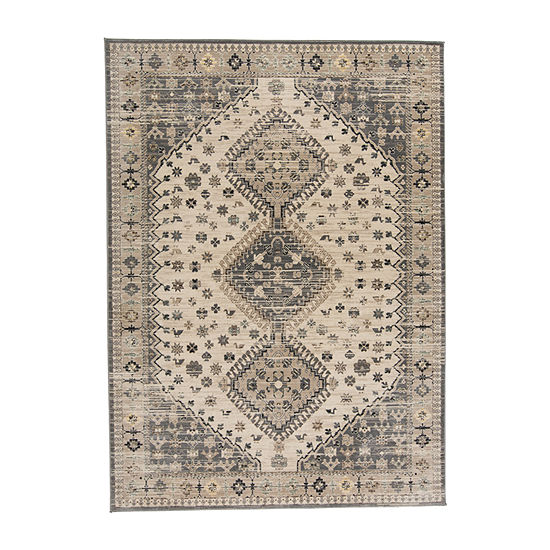 Weave And Wander Mariah Rectangular Indoor Rugs