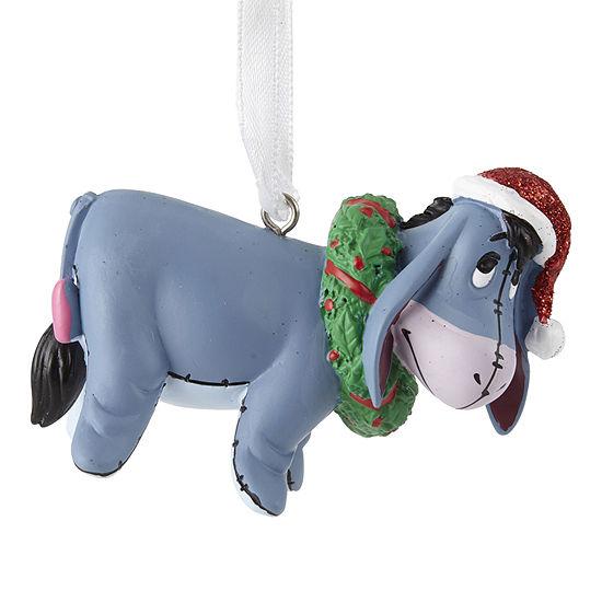 Hallmark Eeyore Christmas Ornament