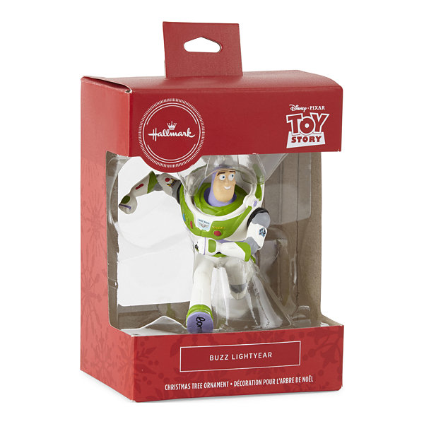 Hallmark Toy Story Buzz Lightyear Christmas Ornament