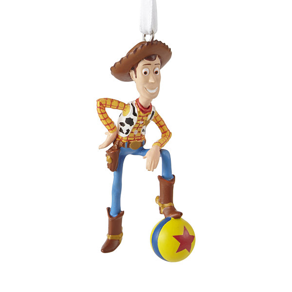 Hallmark Toy Story Woody Christmas Ornament