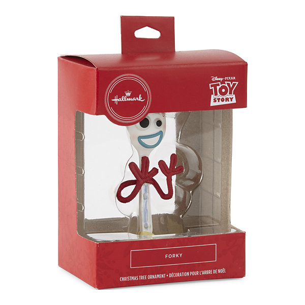Hallmark Toy Story Forky Christmas Ornament
