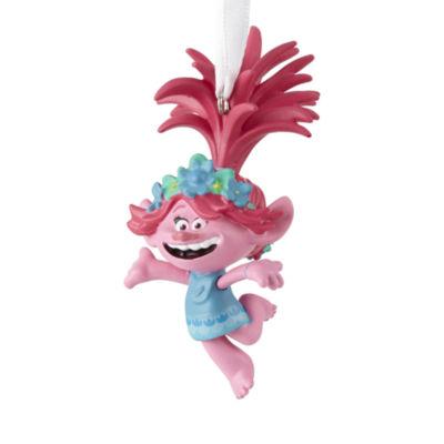 Hallmark Trolls Poppy Christmas Ornament