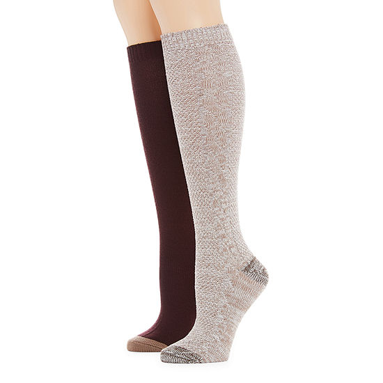 Mixit 2 Pair Boot Socks Womens
