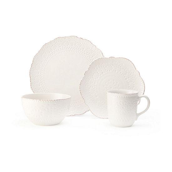 Pfaltzgraff Chateau 16-pc. Stoneware Dinnerware Set