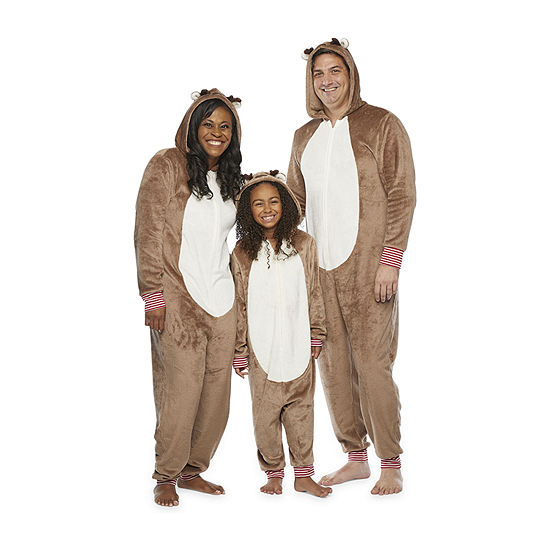 North Pole Trading Co. Reindeer Family Matching Pajamas