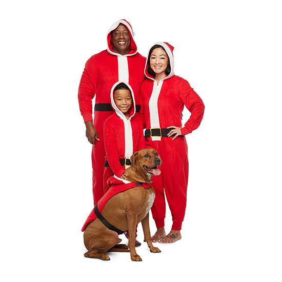North Pole Trading Co. Santa Family Matching Pajamas