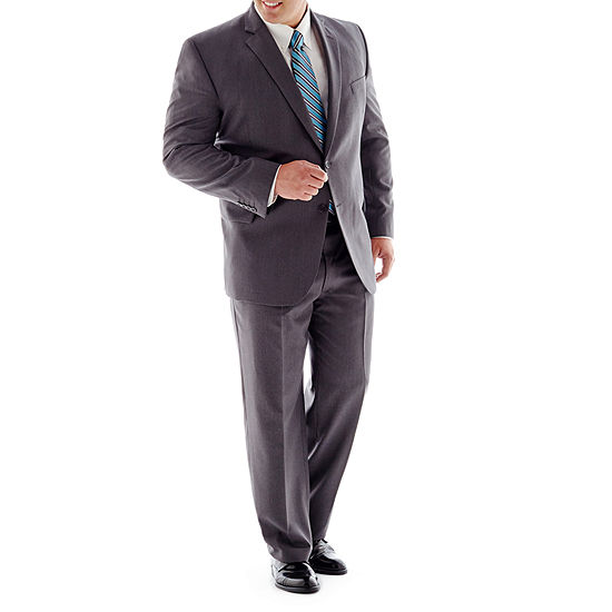 Stafford Travel Suit Separates Portly
