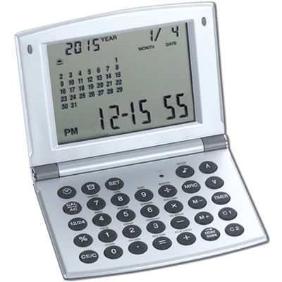 Natico Multifunctional Alarm Clock