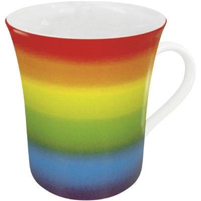 Konitz Rainbow Set of 4 Mugs