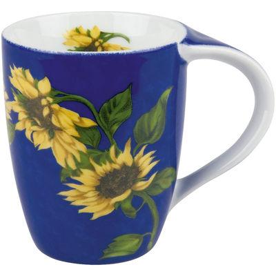 Konitz Sunflowers Set of 4 Mugs