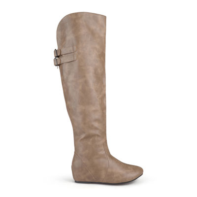 Journee Collection Angel Over-the-Knee Riding Boots