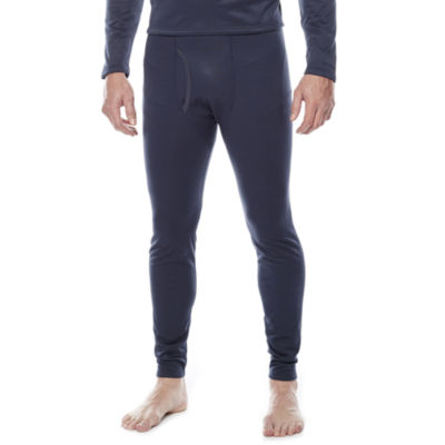 St. John's Bay® Grid Fleece Thermal Pants
