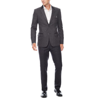 jcpenney.com | WD.NY Charcoal Twill Suit Separates - Slim Fit