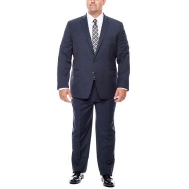 jcpenney.com | Claiborne® Blue Neat Suit Separates - Big & Tall