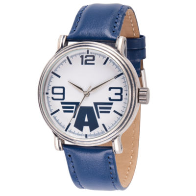 Marvel Mens Blue Strap Watch-Wma000205