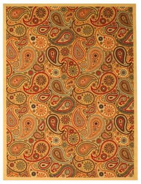 Eastern Rugs Machine-made Transitional Oriental Euro Home Rug