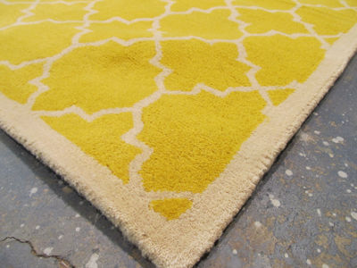 Eastern Rugs Hand-tufted Transitional Moroccan Rug