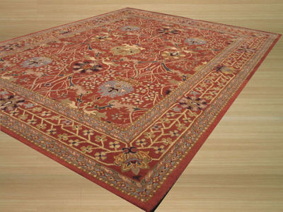 Eastern Rugs Hand-tufted Traditional Oriental Morris Rug