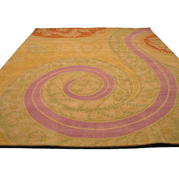 Eastern Rugs Hand-tufted Transitional Floral Tirana Rug